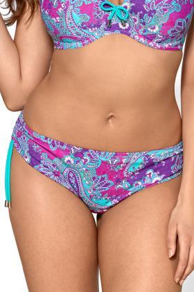 Ava - Bikini Short (adjustable leg) - Ava Swim 06