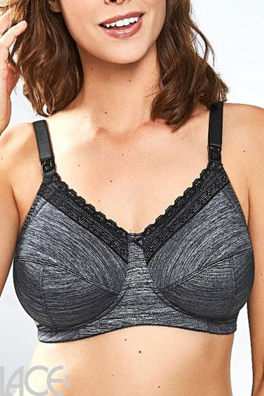 Royce - Luna Nursing bra Non-wired G-K cup