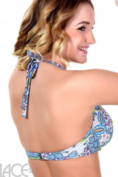 Antigel by Lise Charmel - La Bollywood Plunge Bikini Top D-E cup