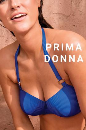 PrimaDonna Swim - Sahara Bandeau Bikini Top E-G cup