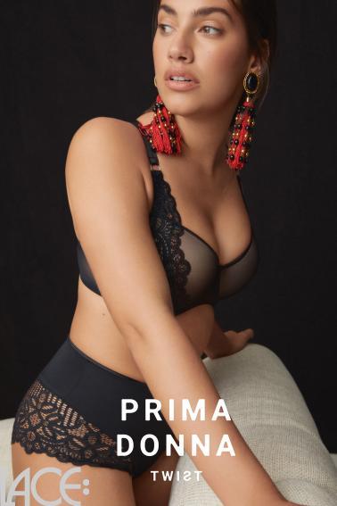 PrimaDonna Twist - First Night Balcony bra E-G cup