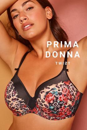 PrimaDonna Twist - Liverpool Street T-shirt bra D-G cup - Heart shape