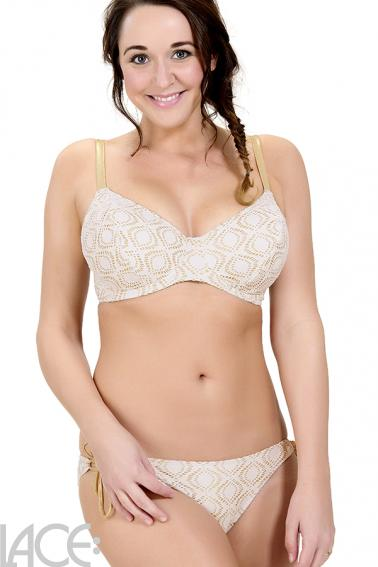 LACE LIngerie and Swim - Marielyst Padded Bikini Top E-G cup