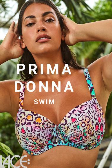 PrimaDonna Swim - Managua Bandeau Bikini Top E-G cup