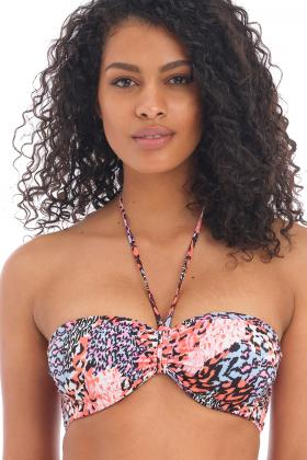 Freya Swim - Serengeti Bandeau Bikini Top F-I cup