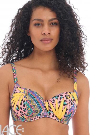 Freya Swim - Cala Fiesta Padded Bikini Top F-L cup