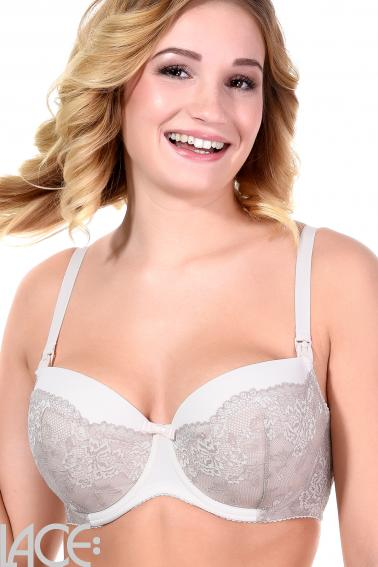 Alles - Nursing bra underwired F-I cup - Alles Mama 01
