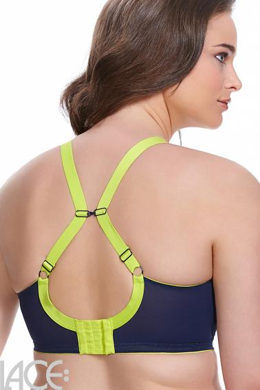 Elomi - Energise Underwired sports bra E-K cup